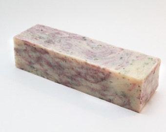 Wholesale Merry Mistletoe Soap Loaf wholesale soap loaf vegan soap