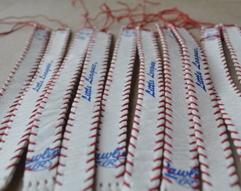 Team Set of Baseball Bracelets