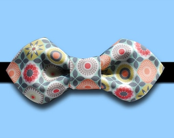 Eastern Alluring Bowtie -  Modern Boys Bowtie, Toddler Bowtie Toddler Bow tie,Pre Tied and Adjustable