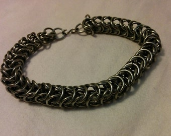 Stainless Steel Boxchain Bracelet