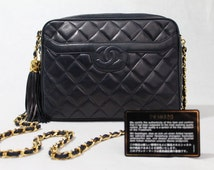 popular items for chanel purse on etsy