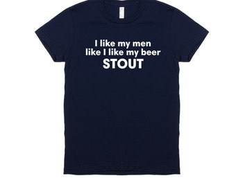 Stout Tee Women's Beer T-Shirt