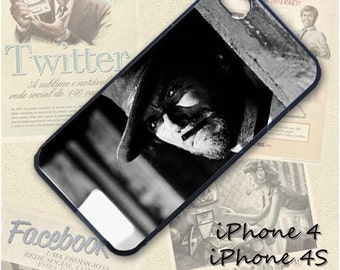 Clint Eastwood cell phone Case / Cover for iPhone 4, 5, Samsung S3, HTC One X, Blackberry 9900, iPod touch 4 / 080