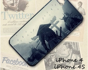 Samurai Japan cell phone Case / Cover for iPhone 4, 5, Samsung S3, HTC One X, Blackberry 9900, iPod touch 4 / 530