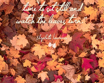 Popular Items For Fall Quotes On Etsy - fall home decor quotes