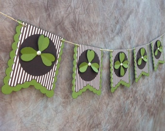 St Patricks Day Wall and Party Banner