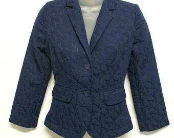 Blue Star Blazer by Vera Wang Size XS