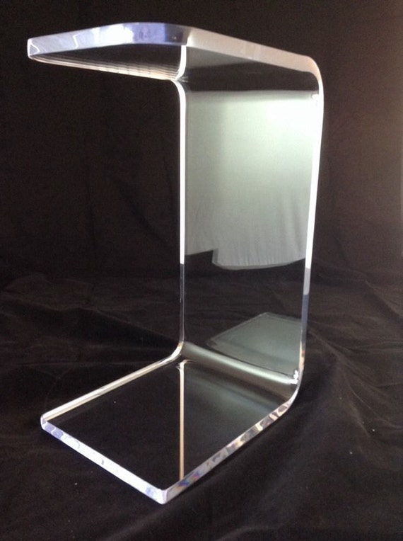 Clear Acrylic Lucite Plexiglass C Furniture By Onestopplasticshop