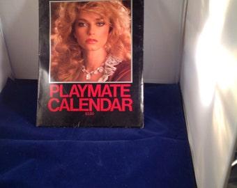 1984 Playboy Playmate calendar