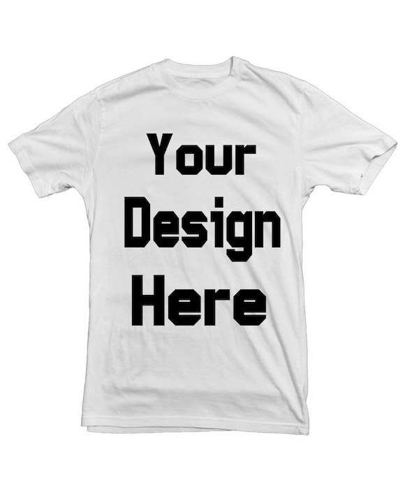 Custom Shirt Printing FULL COLOR Logo design photo design