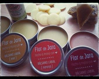 Natural lip balm / lip balm natural