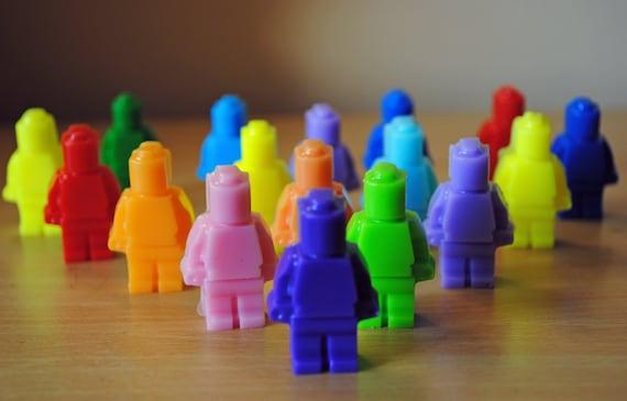 Lego minifigure type Soap x 20 - Lego