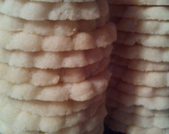 A Pound of Homemade Shortbread Cookies