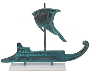 Ancient Greek Boat Replica (Dromon)