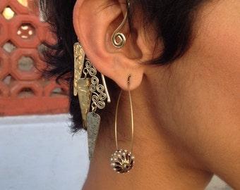 SALE • Ear Cuff • Behind the Ear Bling