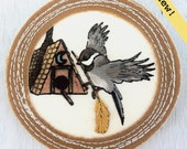 Merit Badge for 'making a house a home'