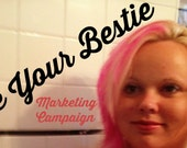 Etsy Shop Marketing Campaign - Bestie Package Read 25 Shares