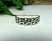 Silver Meadows - Sterling Silver Ring   Going out of business sale half off