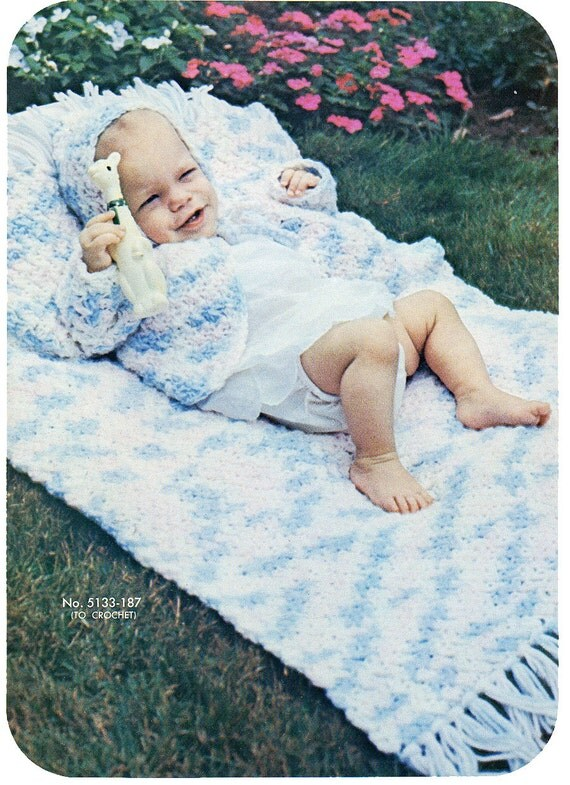 Crochet Patterns For Baby Blankets With Hoods Baby Crochet Pattern Crochet