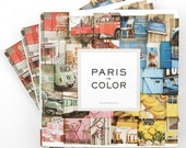 Paris in Color by Nichole Robertson, Paris Photography