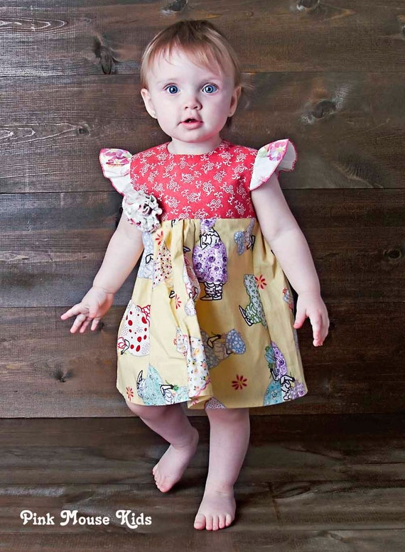 Girl's Kayla Dress, $50 BUY NOW Thanks to Me N Mommy, plus-sized mamas aren't left out of the matching game. This formal lace dress is available up to a size 3XL, and it makes a perfect pair with the junior-sized version.