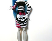 Monster High Doll Clothes - Doll Dress - Monster High