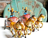 Sale! Toy Roman Chariots - 1960's Battery Operated with Movement - Made in Hong Kong