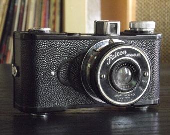 Vintage Bakelite Falcon Miniature Half-Frame Camera