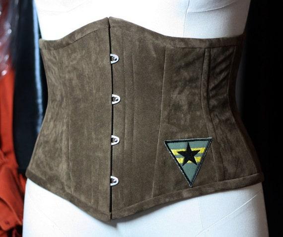 Browncoats Waist Cincher