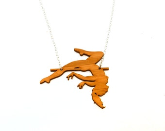 Acrobat Necklace