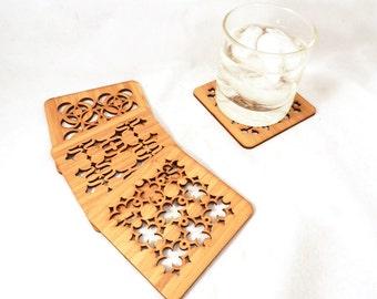 Pattern Coasters