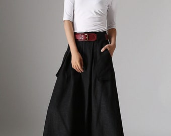 Circle SkirtFull SkirtMaxi SkirtsLong SkirtHigh Waisted