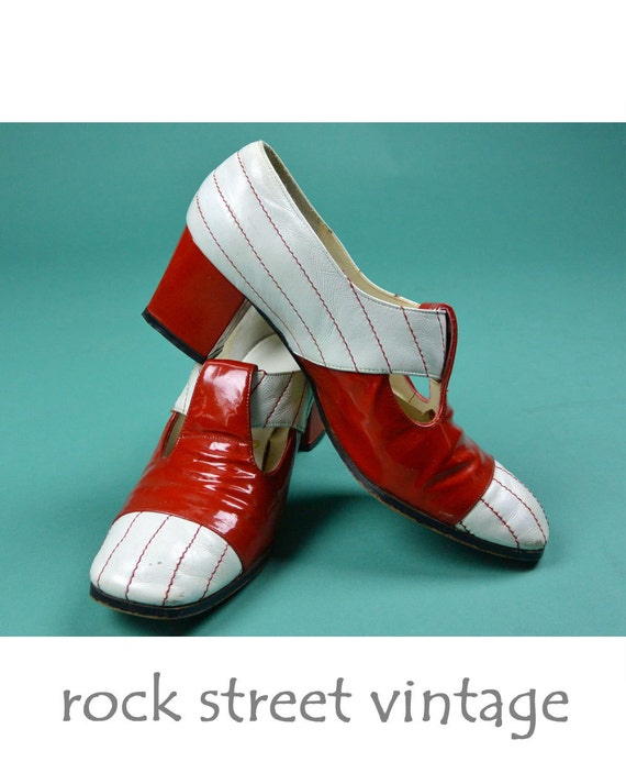 60s shoes womens vintage leather shoes mod t