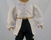 American Girl Sized  Prince Charming  Costume