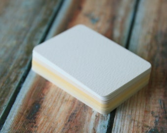 500pc Prestige Series Business Card Blanks