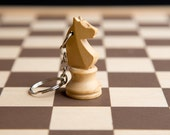 Chess piece key-chain - W...
