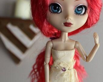SALE: Momoko Lace Dress - Fits Many Other Dolls