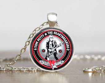 Tom Petty  Jewelry pendant