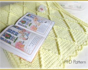 Crochet,Baby,Pattern,Crochet Pattern,Blanket,Pattern,Crochet Pattern for Baby,Baby Blanket Pattern