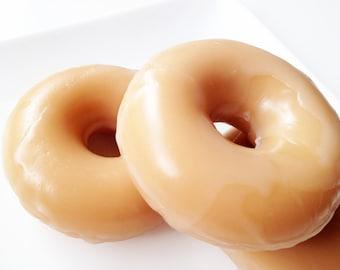 Glazed Doughnut Soap - Glazed Donut Soap - Bakery Bath Soap - Donut Bath Soap
