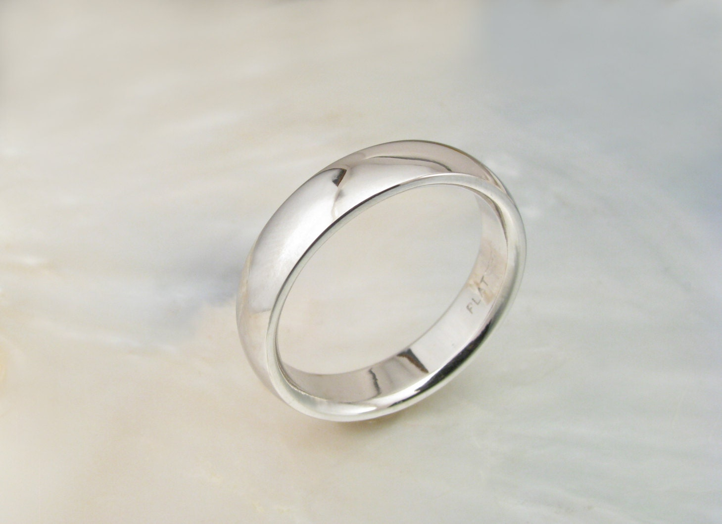 Mens wedding band platinum wedding ring by ravensrefuge on for Platinum wedding rings