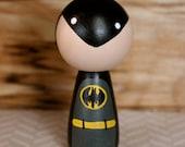 Batman Kokeshi Doll
