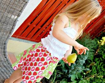 JANE CIRCLE  Skirt - pdf pattern - - 6M - 12Y