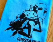 Ghost In The Shell Inspired Tachikoma Screenprinted T-Shirt