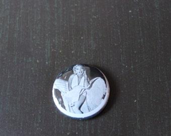 Marilyn Monroe Magnet 1 inch magnet