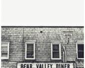 Bear Valley Diner