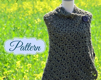 Lillian Shawl Crochet Pattern