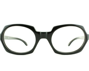 Vintage Deadstock 60's Peerage Tina Eyeglass Frames Austria - FREE Domestic Shipping