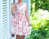 Sale, Bridesmaid dress, English Roses Dress,SALE - Last one