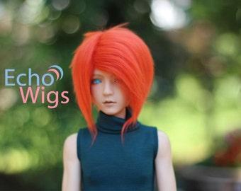 Single Color Bob/ A-line Custom BJD Wig 8/9, 7/8, 6/7, 5/6, 3/4